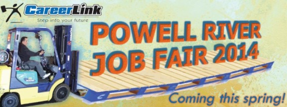 Powell River Employers: Click on our image to take the fast and easy survey!