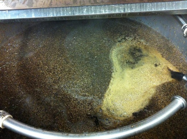 Brewing Perfect Storm stout
