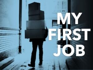 myfirstJob_resume