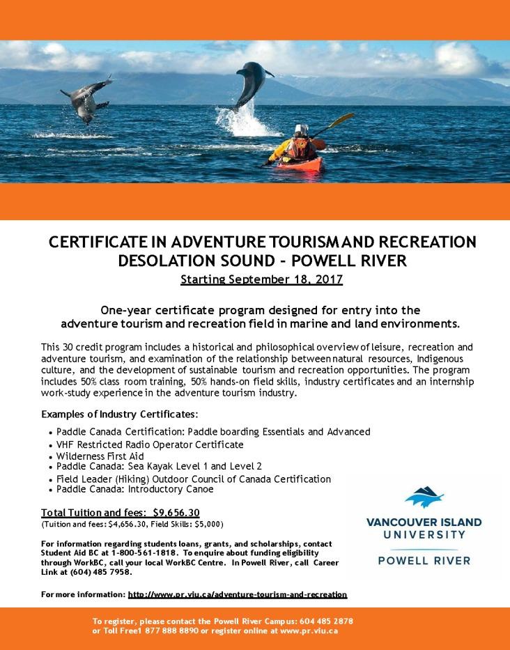 Adventure Tourism Poster