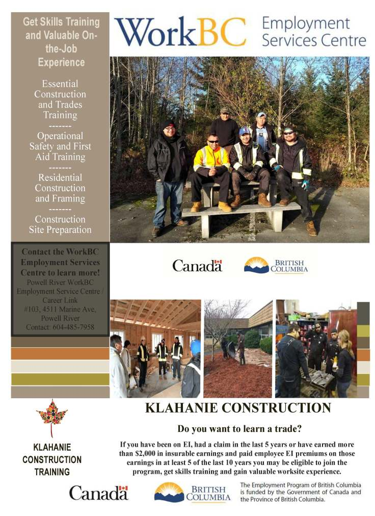 klahanie construction intake #2 poster (002)
